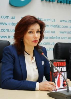 Генеральный директор издательства ВИВАТ Ю. Орлова